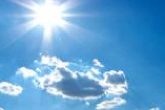 U petak sunčano i toplo