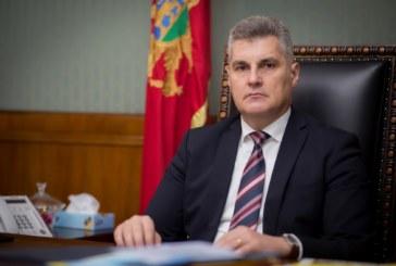Brajović neće da krši zakon: Vratio Katniću zahtjev za skidanje imuniteta Medojeviću