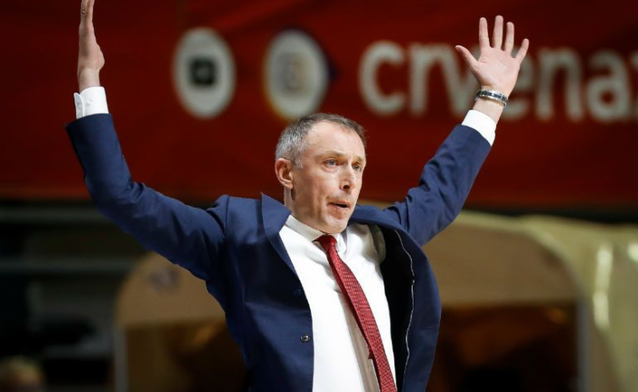Zvezda bez trenera, otišao Milan Tomić!