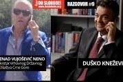 Knežević u razgovoru sa Vujoševićem otkriva: Tri godine tužilaštvu plaćam reket, svaki put druga tarifa!