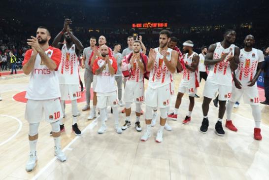 Košarkaši Crvene Zvezde pred meč sa Makabijem: Spremamo se za pobjedu