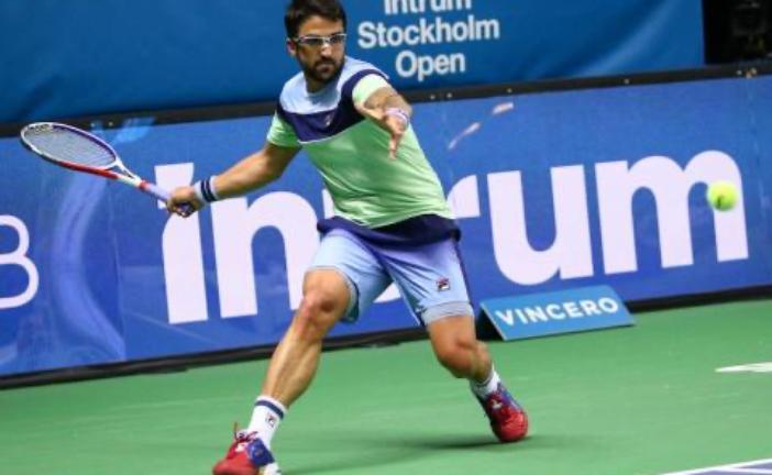 Tipsarević okončao karijeru maratonskim mečom u Stokholmu