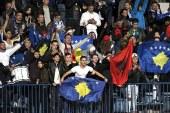 """""""Bratski"""" napad na navijače Crne Gore u Prištini: Čitav stadion skandirao """"UČK, UČK, UČK""""! (VIDEO)"""