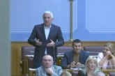 """Incident u Skupštini, prekinuta sjednica: """"Korumpirane kreature iz Tužilaštva hoće da hapse DF, pružićemo otpor""""!"""