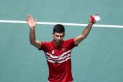 Novak dotukao Francuze: Srbija u četvrtfinalu!