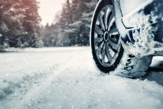 Od sjutra obavezna zimska oprema za vrijeme snijega, leda ili poledice