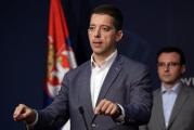 Đurić: Albanski separatisti ozvaničili aparthejd!