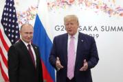 Tramp: Volio bih da idem u Moskvu na proslavu Dana pobjede