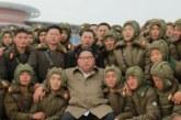 """Kim nadgledao vježbu snajperista, obećao """"nepobjedivu vojsku"""""""