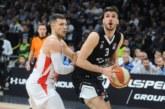 Partizanu prvi derbi: Zvezda nije imala snage za preokret