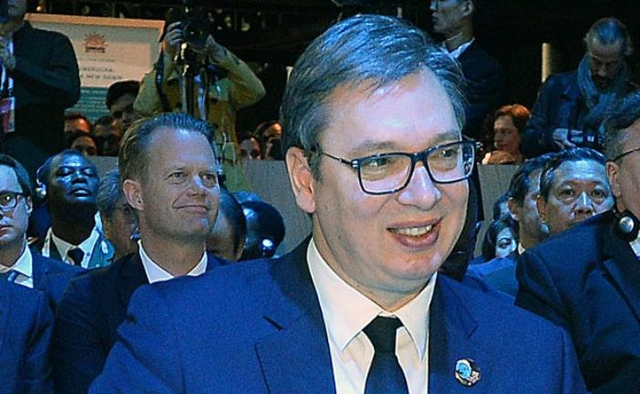 Vučić: Makron doživljava Srbiju kao veoma važnog partnera