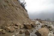 Odron na putu Podgorica-Nikšić: Saobraćaj obustavljen
