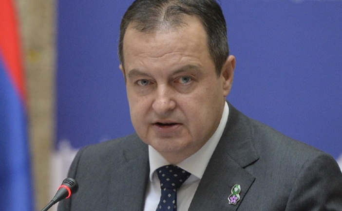 Dačić: Samo kompromisno rješenje može da obezbijedi trajni mir