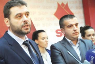 Vujović: Crna Gora blokirana u procesu EU integracija