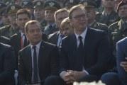 Vučić: Neće biti nikakvih sankcija Srbiji zbog kupovine ruskog oružja