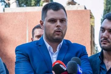 Kovačević (NOVA): Sramno je da jedan od najznačajnijih funkcionera Demokrata hoće da presudi liderima DF-a!