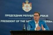 Predsjednik Srbije ne putuje u Zagreb