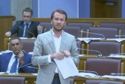 Konjević: Nećemo glasati za produženje rada Odbora