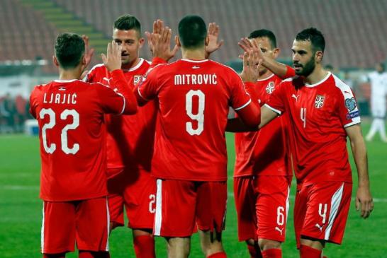 Srbija se mučila protiv Luksemburga