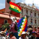 Bolivija: Demonstracije Moralesovih pristalica
