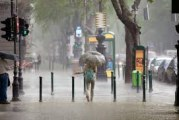 Danas kiša, pljuskovi i grmljavina