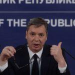Vučić: Nije bila laka noć petak na subotu, hvala za brigu, hvala i onima što su željeli da nestanem