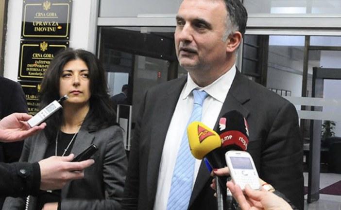 Milić i Pavićević se sreli sa Oravom