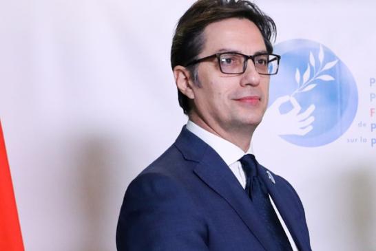 Predsjednik Sjeverne Makedonije 22. novembra u Beogradu