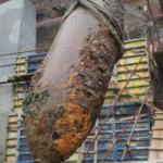 Mateševo: Uklonjena bomba teška tonu