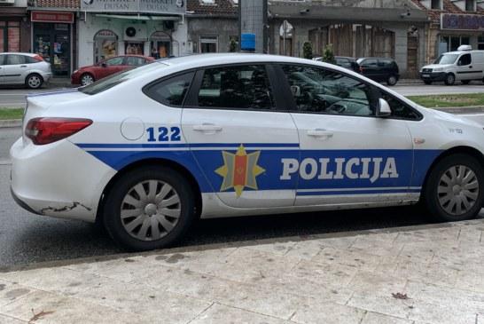 U Podgorici: Policajci uhvatili razbojnika na djelu