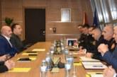 Sastanak funkcionera policije i Savjeta za građansku kontrolu rada policije