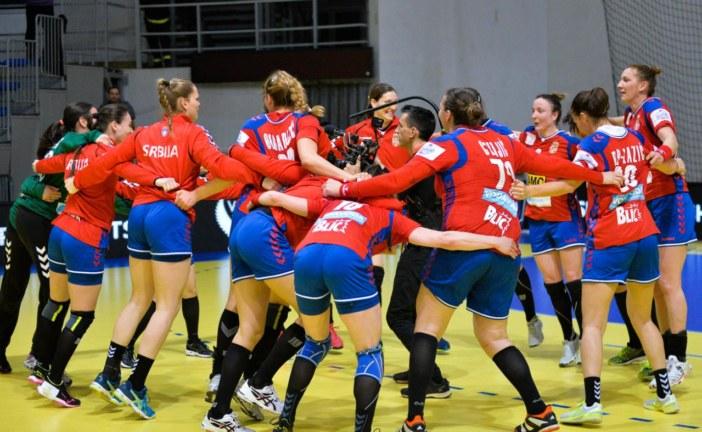 Srbija upisala drugu pobjedu: Kuba razbijena sa 19 golova razlike