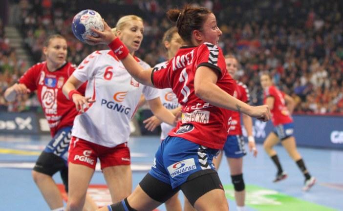 Norveška bolja od Srbije: Sjajan otpor, ali prejake su vicešampionke svijeta