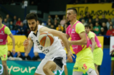 Umalo pukla stotka: Partizan preslišao Megu