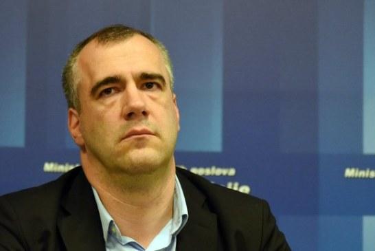 Šoškić: Ne stidim se prijateljstva sa Bećirovićem, već naprotiv