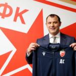 Dejan Stanković na klupi Zvezde: Obećavam, boriću se kao lav!