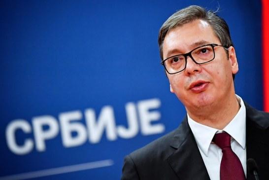 Vučić o Crnoj Gori: Zakon o slobodi vjeroispovijesti se tiče srpskog naroda, ljudi dostojanstveno šetaju u litijama!