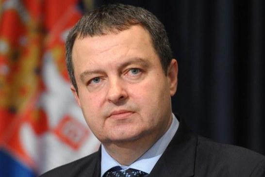 Dačić: Ne slažemo se sa položajem Srba u Crnoj Gori i Zakonom o slobodi vjeroispovijesti