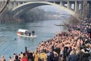 Veličanstveno: Desetine hiljada vjernika u Podgorici! (VIDEO)