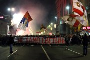 """""""Delije"""": Atak na crnogorsku zastavu je izražavanje bunta prema zlu koje je udarilo na svetinje!"""