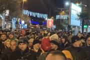 Ekskluzivni snimak Borbe: Desetine hiljada vjernika u Podgorici! (VIDEO)