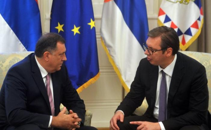Aleksandar Vučić sjutra sa Dodikom!