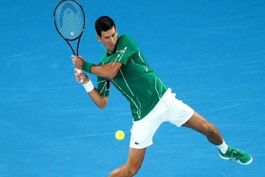 Novak Đoković u polufinalu ide na Federera
