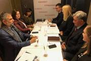 Jonica sa američkom ambasadorkom: Prvi korak ka kontinuiranom političkom dijalogu Socijalista i diplomatskih predstavnika Amerike