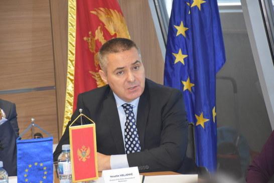 Veljović: Bezbjedni smo jer smo protjerali kriminalce iz Srbije