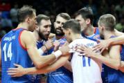 Odbojkaši Srbije porazom započeli kvalifikacije za OI