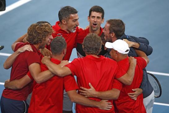 Srbija u finalu ATP kupa, još korak do titule!