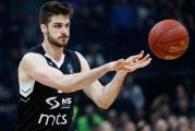 Partizan pao u Turskoj: Zagorac promašio trojku za pobjedu