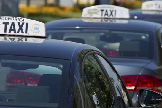 U Podgorici: Opljačkao taksistu