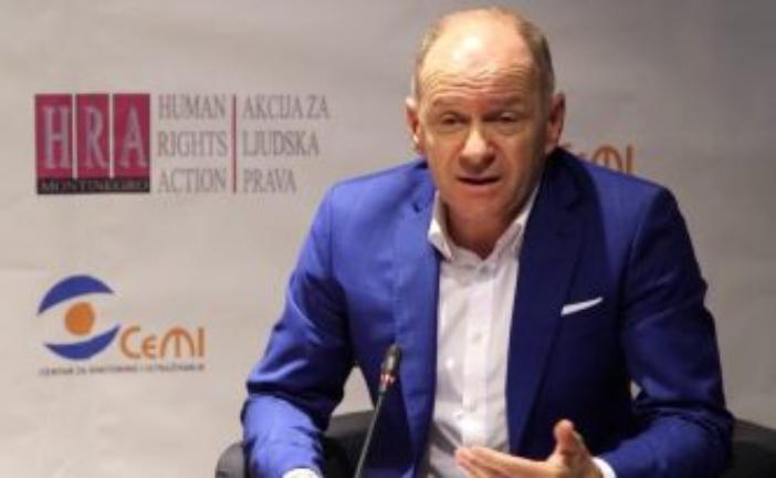Begović: Zbog povrede Kodeksa novčano kažnjeno četvoro advokata